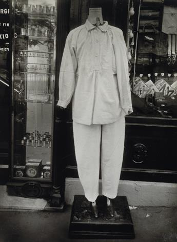 EUGÈNE ATGET (1857-1927)/BERENICE ABBOTT (1891-1991) A selection of 18 (of 20) photographs from the portfolio entitled 20 Photographs o