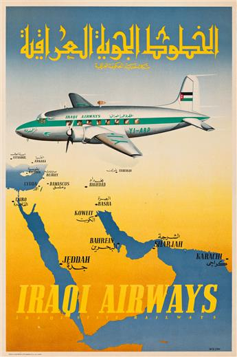 Wilson-(Dates-Unknown)--IRAQI-AIRWAYS--IRAQI-STATE-RAILWAYS-