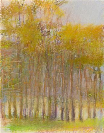 WOLF-KAHN-Transparent-Tree-Row