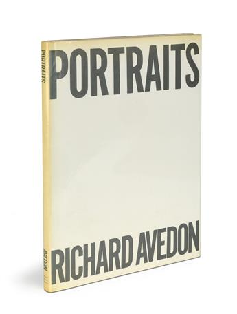 RICHARD-AVEDON-Avedon-Photographs-1947-1977--Portraits