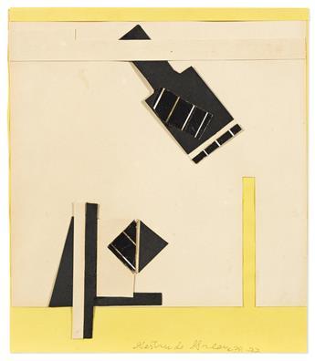 GERTRUDE GREENE (1904-1956) Untitled.