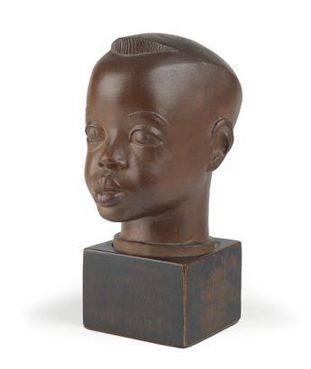 SARGENT-JOHNSON-(1988---1967)-Head-of-a-Negro-Boy