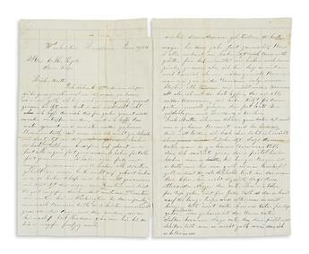 (CIVIL WAR--CONFEDERATE.) Correspondence of the Kopke brothers, German-speaking Texans in the Confederate Army.