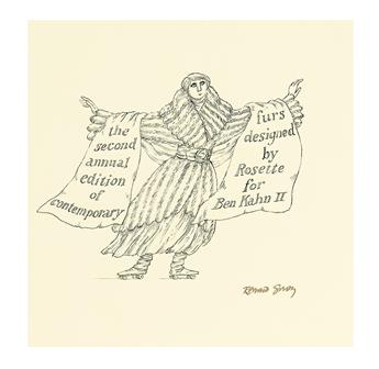 EDWARD-GOREY-the-second-annual-edition-of-contemporary-furs-