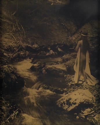 EDWARD S. CURTIS (1868-1952) Maid of Dreams.