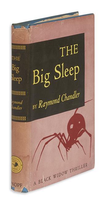 CHANDLER-RAYMOND-Big-Sleep