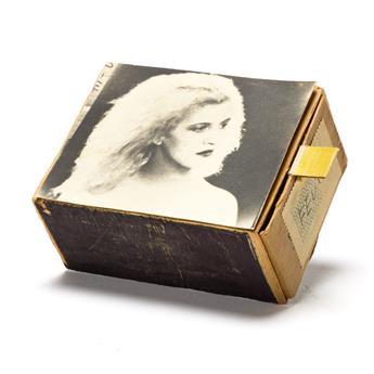 MAN RAY (1890-1976) Matchbox (Boîte dallumettes).