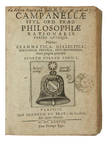 CAMPANELLA-TOMMASO-Philosophiæ-rationalis-partes-quinque--16