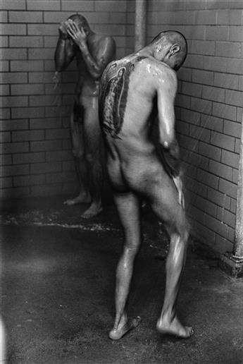DANNY LYON (1942- ) A portfolio entitled Danny Lyon.