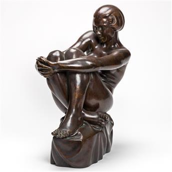 CECIL DE BLAQUIERE HOWARD Meditation.