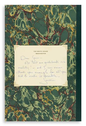 KENNEDY-JACQUELINE-The-White-House-An-Historic-Guide-With-a-
