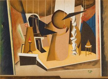 (PERFORMING-ARTS--RUSSIA--THEATER)-Gozzi-Carlo-Printsessa-Tu