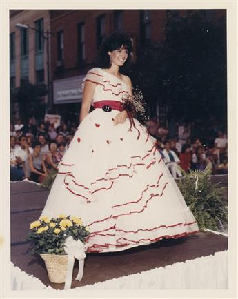 (BEAUTY-PAGEANT--MISS-AMHERST-MASSACHUSETTS)-Group-of-49-pho