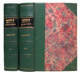 SCORESBY-WILLIAM-Jr-An-Account-of-the-Arctic-Regions-with-a-History-and-Description-of-the-Northern-Whale-Fishery-2-vols-1820