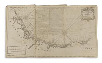 (CHARTS OF AMERICA.) The English Pilot. Describing the West-India Navigation, from Hudson's Bay to the River Amazones. [Fourth Book].