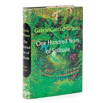 GARCIA MARQUEZ, GABRIEL. One Hundred Years of Solitude.