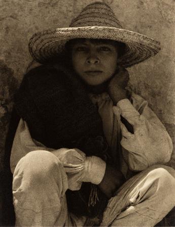 PAUL STRAND (1890-1976) Portfolio entitled I. Photographs of Mexico [The Mexican Portfolio].