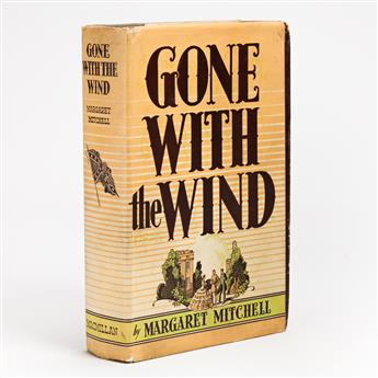 MITCHELL, MARGARET. Gone With the Wind.