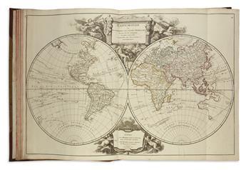 ROBERT-de-VAUGONDY-GILLES-and-DIDIER-Atlas-Universel