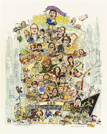 RICK-MEYEROWITZ-Drunk-Stoned-Brilliant-Dead--[FILM--NATIONAL