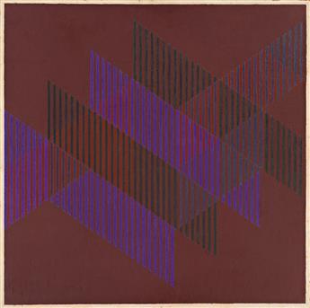 SEWELL SILLMAN (1924 - 1992, AMERICAN) Untitled.