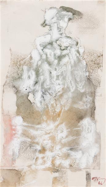 MARK TOBEY (1890 - 1976, AMERICAN) Untitled.