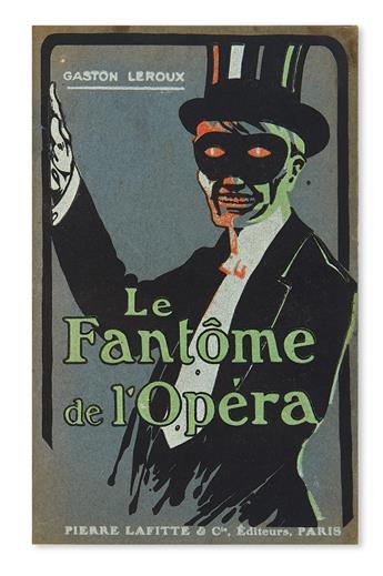 LEROUX, GASTON. Le Fantôme de lOpéra.