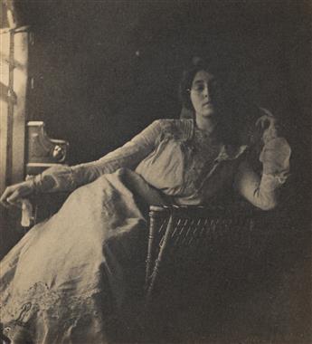 JOSEPH T. KEILEY (1869-1914) Mercedes De Cordoba.