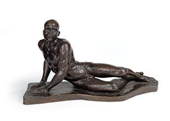 RICHMOND-BARTHÉ-(1901---1989)-The-Awakening-of-Africa-(Afric