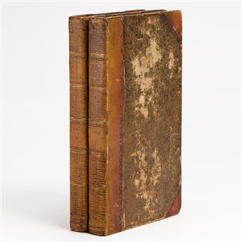 AUSTEN, JANE. Pride and Prejudice: A Novel. In Two Volumes.