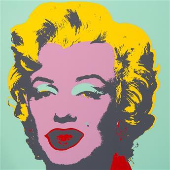 ANDY WARHOL (after) Marilyn Portfolio