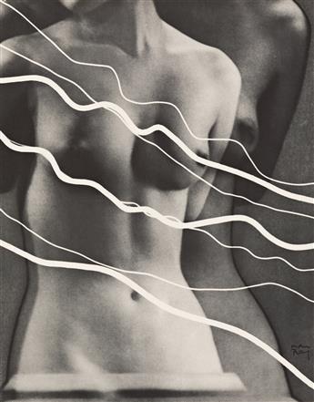 MAN RAY (1890-1976) Portfolio entitled Électricité.