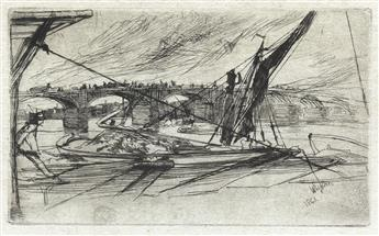 JAMES-A-M-WHISTLER-Group-of-6-prints