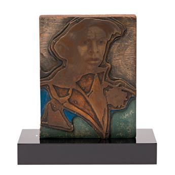 BETYE SAAR (1926 - ) Untitled.