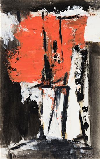 GERTRUDE GREENE (1904 - 1956, AMERICAN) Untitled.