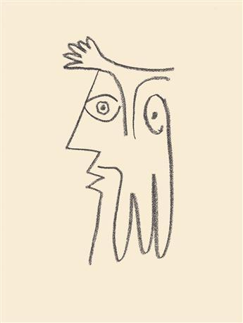 (PICASSO-PABLO)-Cocteau-Jean-Picasso-de-1916-à-1961