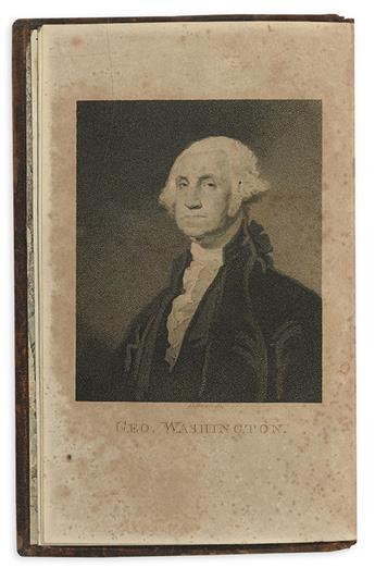 (WASHINGTON, GEORGE.) Marshall, John. The Life of George Washington.