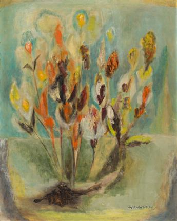 FELRATH HINES (1913 - 1993) Essence of Spring.