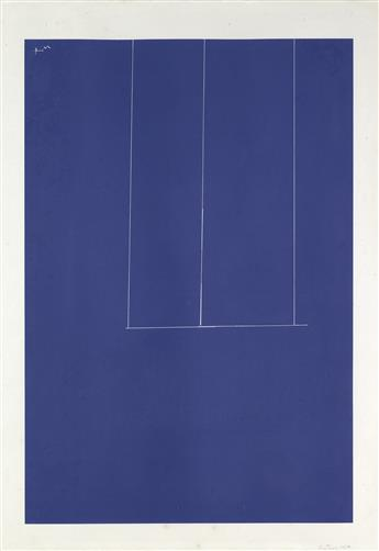 ROBERT-MOTHERWELL-Two-color-screenprints-from-London-Series-