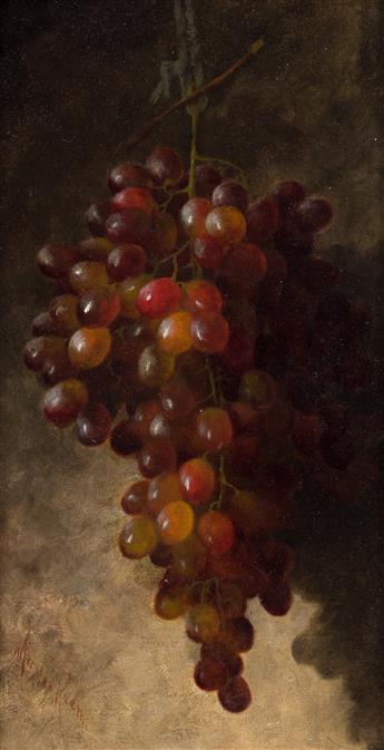 MORSTON CONSTANTINE REAM Still Life with Grapes.