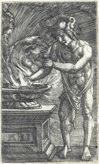 ALBRECHT-ALTDORFER-Two-engravings