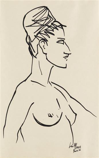 LOÏS MAILOU JONES (1905 - 1998) Lisa.