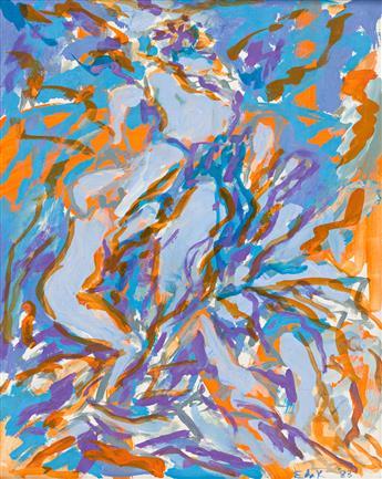 ELAINE FRIED DEKOONING (1904 - 1997, AMERICAN) Bacchus.