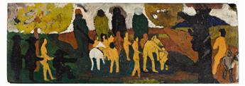 BOB THOMPSON (1937 - 1966) Tree God.
