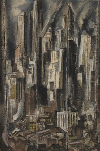 HOWARD-COOK-Skyscrapers