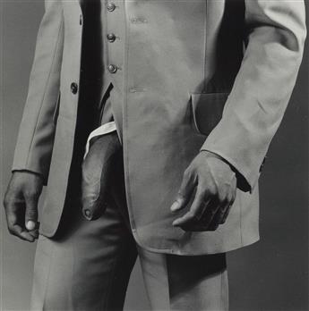 ROBERT MAPPLETHORPE (1946-1989)  Z Portfolio.