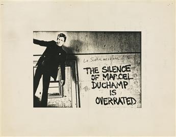 DAVID WOJNAROWICZ (1954-1992)  Rimbaud in New York.