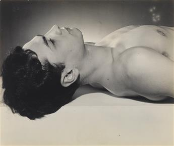 GEORGE PLATT LYNES (1907-1955) Bobby Evans & Fred Ritter * N. Mark Pagano * Blanchard Kennedy.