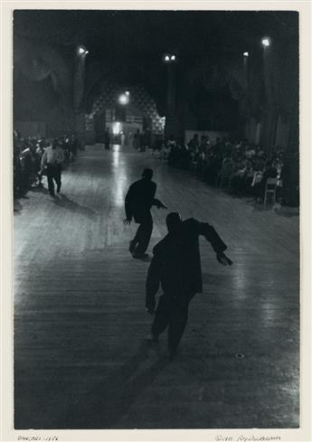 ROY DECARAVA (1919 - 2009) Dancers.