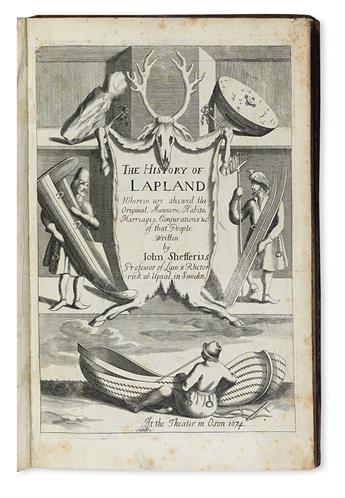 SCHEFFER-JOHANNES-The-History-of-Lapland-1674